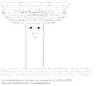 [AA]無表情 木