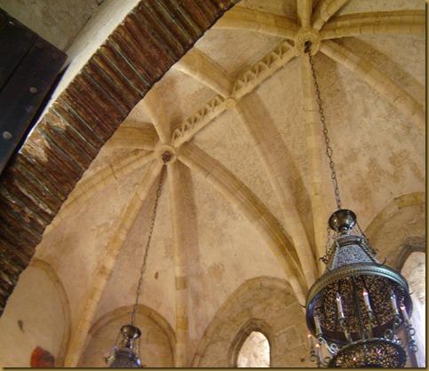 Cordoba San Bartolomé bóveda
