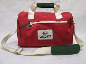 Lacoste Duffle Bag