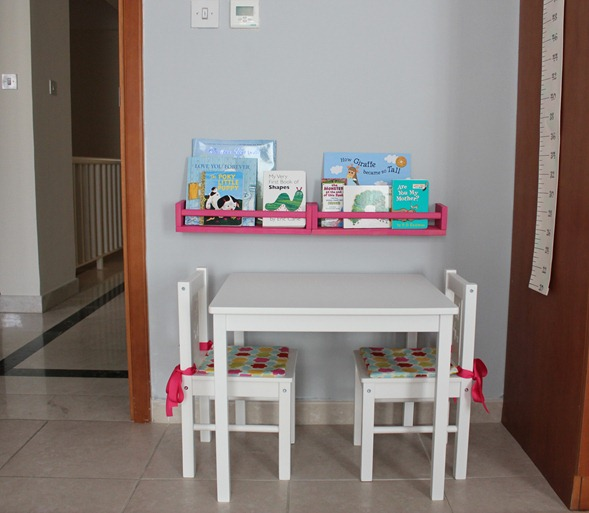 nursery table 2