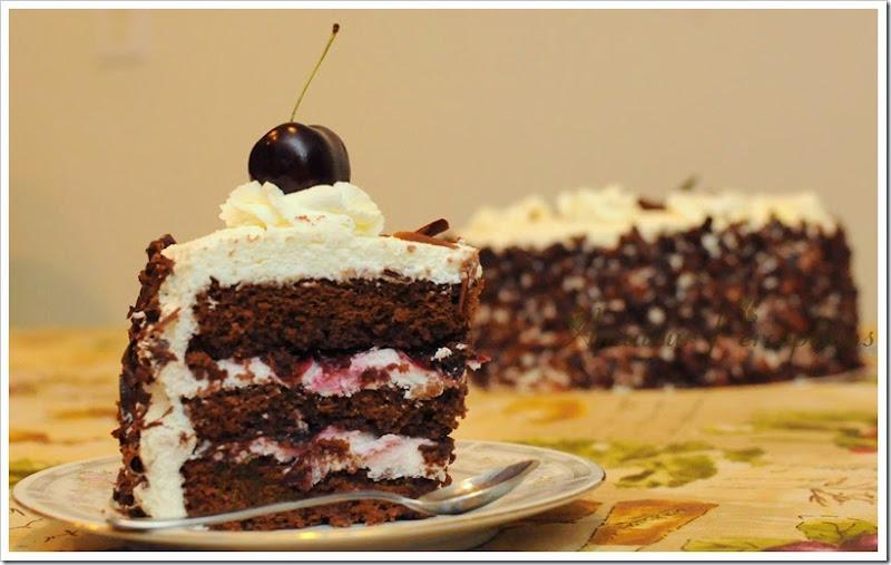 Black Forest  Cake 8