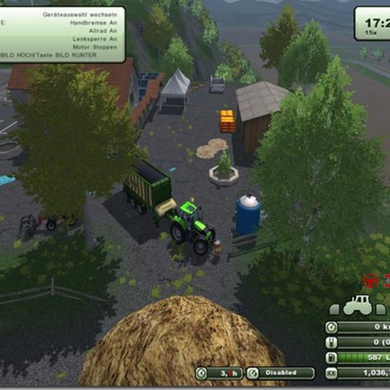 Farming simulator 2013 - Bauer dream v 1 Final (Mappa)