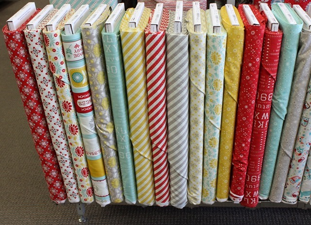 Baby Jane fabrics at The Fabric Mill