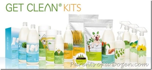 get clean kits banner