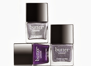 butter LONDON The Royals