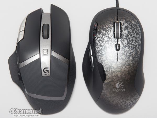 G500 vs G602