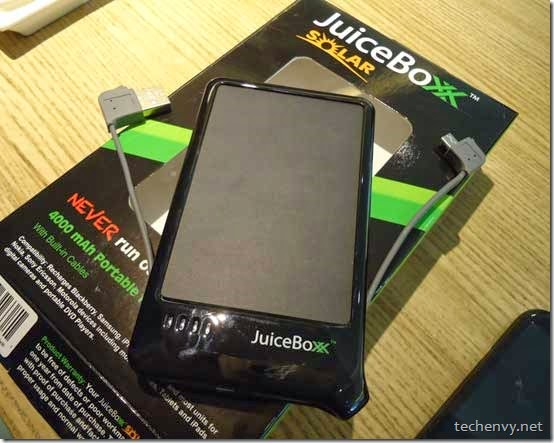 Juiceboxx power bank