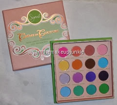 Sigma Creme de Couture Eye Shadow Palette