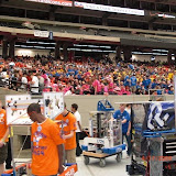 View FIRST Robotics World Championship Competition