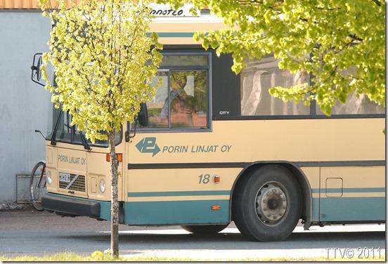 aamu linja-auto helinä 031