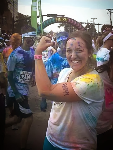 Color Run Done