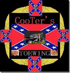 COOTERS JACKET PATCH