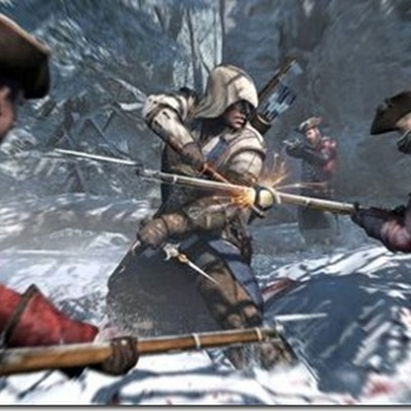 Bietet Assassin's Creed III 4-Spieler-Co-op?