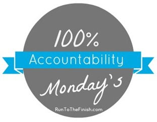 Accountability Monday Logo