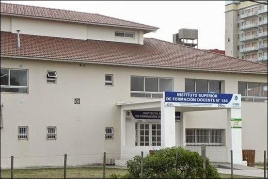 La Dirección del Instituto Superior de Formación Docente Nº 186, de Santa Teresita, convoca a aspirantes para la cobertura de cátedras