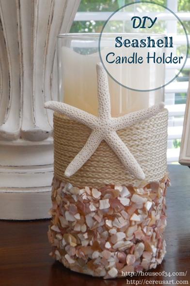 DIY-Seashell-Candleholder-682x1024