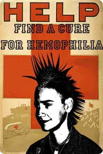 cure hemophilia