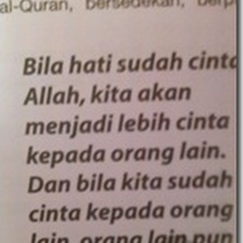 Contest : Teka Dan Menang Ramadhan 3