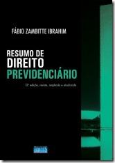 3 - Resumo de Direito Previdenciário - Fábio Zambitte