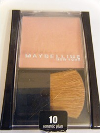Maybelline Romantic Plum Expert Wear Blush