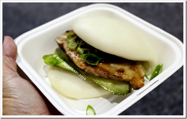 Good Food and Wine Show 2014 - Bun Mobile Pork Bun © BUSOG! SARAP! 2014
