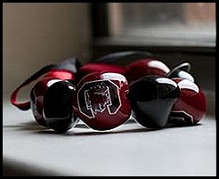 Gamecocks Bracelet