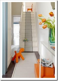 piso pintado escada2