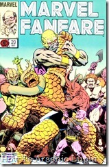 P00001 - Marvel Fanfare #20