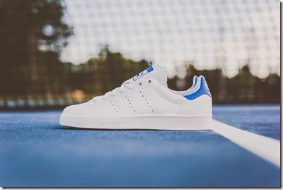 adidas Originals Stan Smith Vulc White Royal (sneakerpolitics) 02