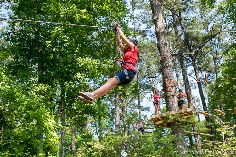 Callaway Gardens Treetop adventure blog-24