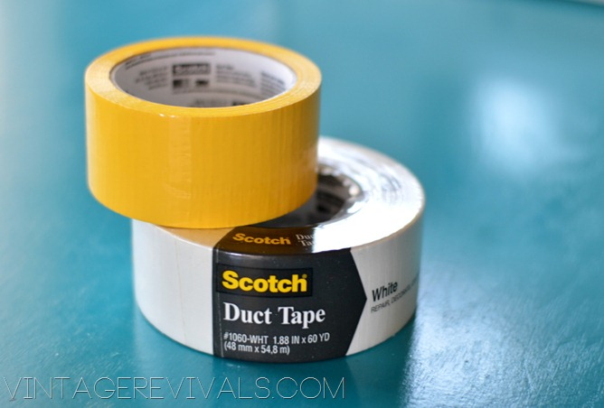 Scotch Duct Tape Project