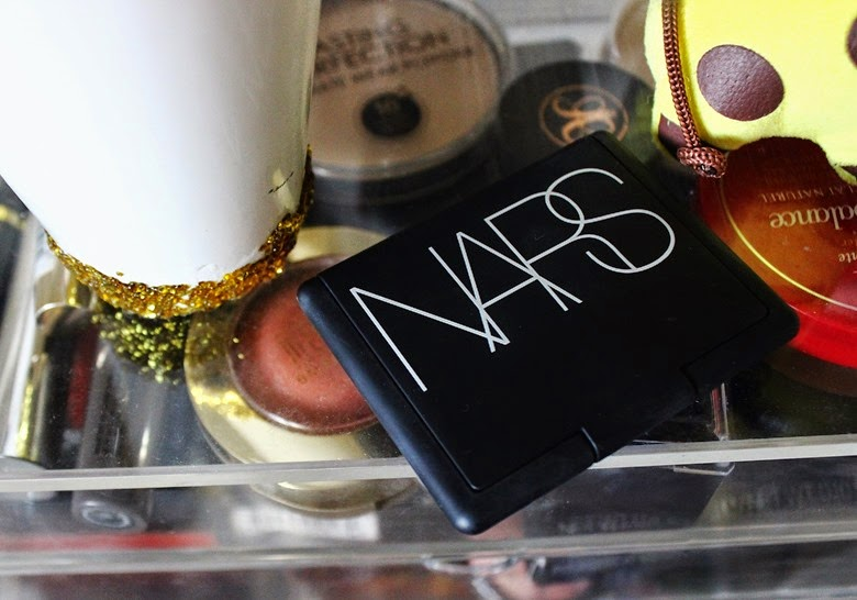 NARS DEEP THROAT BLUSH REVIEW SWATCH