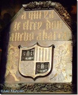 Sepulcro de Sancho III el Mayor - Oña