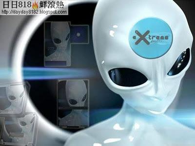 外星人屍體冰箱