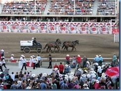 9541 Alberta Calgary Stampede 100th Anniversary - GMC Rangeland Derby & Grandstand Show - Chuckwagon Racing 101