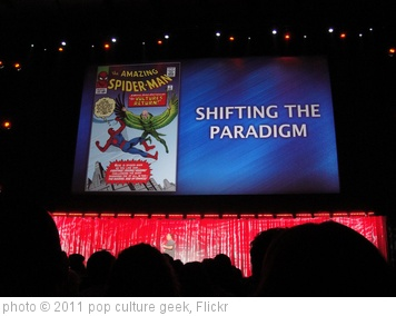 'D23 Expo 2011 - Marvel panel - Shifting the Paradigm' photo (c) 2011, pop culture geek - license: http://creativecommons.org/licenses/by/2.0/