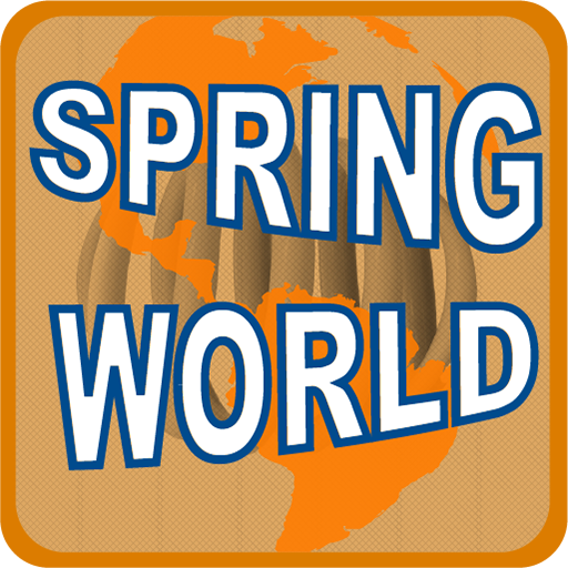 Spring World 2012 LOGO-APP點子