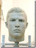 Ronaldo en barro