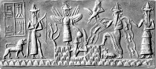sumerios, alienigenas, contacto, antiguos astronautas