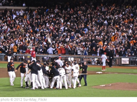 'Giants 1, Phillies 0' photo (c) 2012, Su--May - license: http://creativecommons.org/licenses/by/2.0/