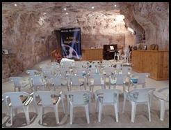 Australia, Coober Pedy, Underground Revivalist Church, 15 October 2012 (2)