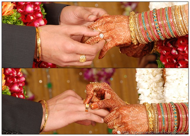 Congratulations to Bro & Bhabi