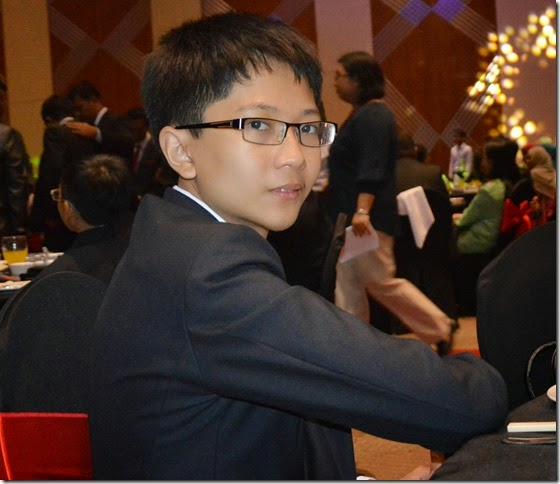 Yeoh Li Tian, MAS