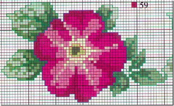 Ponto Cruz-Cross Stitch-Punto Cruz-Punto Croce-Point de Croix-284