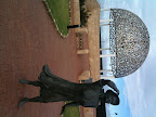 Jun 24 - HMAS Sydney Memorial - Geraldton, WA