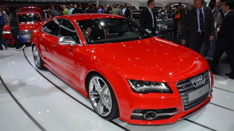 2012 Audi S7 Tanıtıldı