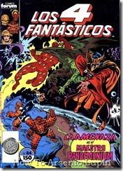 P00085 - Los 4 Fantásticos v1 #84