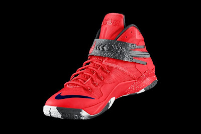 nike zoom soldier 8 id options preview 2 02 Design Your Own Cleveland Cavaliers Soldier 8s on NIKEiD