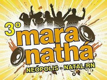 Logo Maranathá