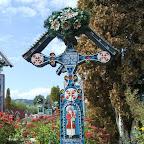 Sapanta - Cimitirul Vesel